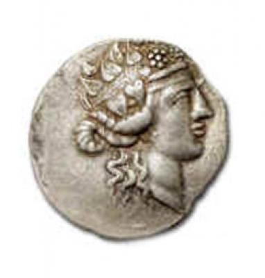 Монета от остров Тасос